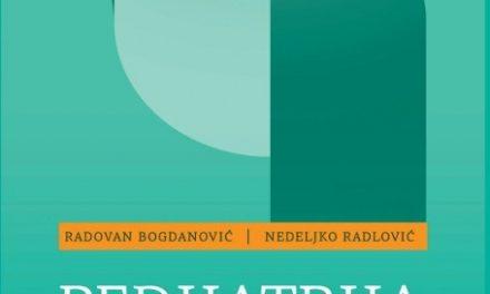 Pedijatrija – autori: Radovan Bogdanović, Nedeljko Radlović