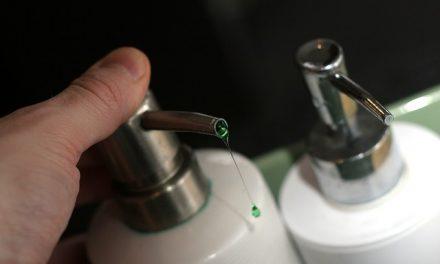 FDA je zabranila antiseptičke hemikalije iz sapuna