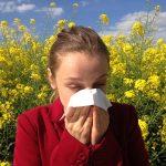 Efekat perzistentnog alergijskog rinitisa na spirometrijske parametre